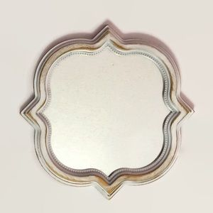 Other - Mirrors   Set of 2 Decorative Wall Mirrors White
